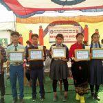 तमु साँस्कुतिक प्रतिष्ठान नेपाल द्धारा छात्रवृत्ति प्रदान